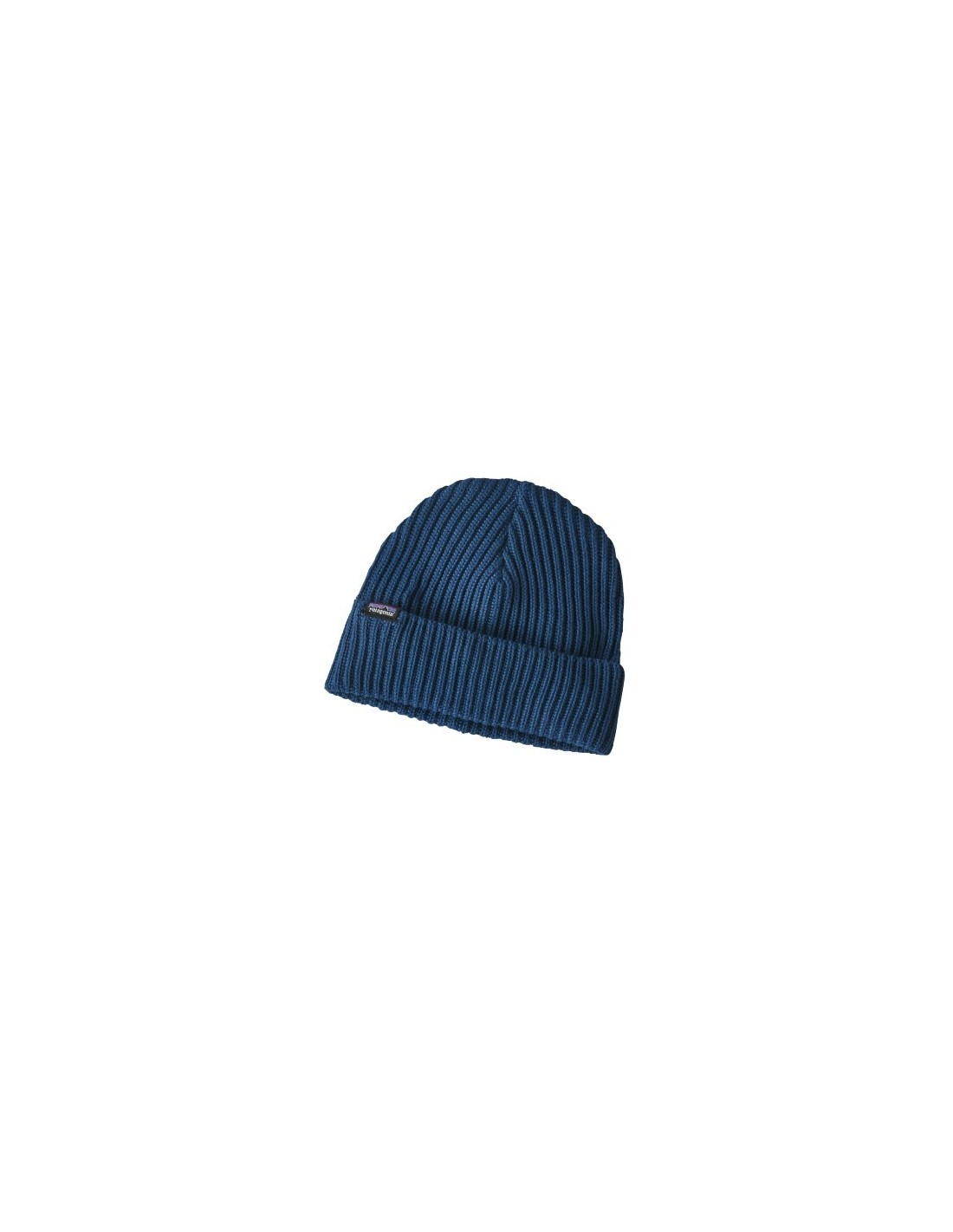 Patagonia Fishermans Rolled Beanie Stone Blue SPECIAL OFFER