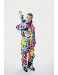 98b3971a82bc OOSC Fresh Prince Ski Suit unisex