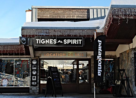 Tignes Spirit Shop